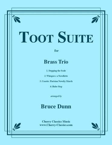Handel - Trio Sonata No. 1 Op. 5 for Trombone Trio