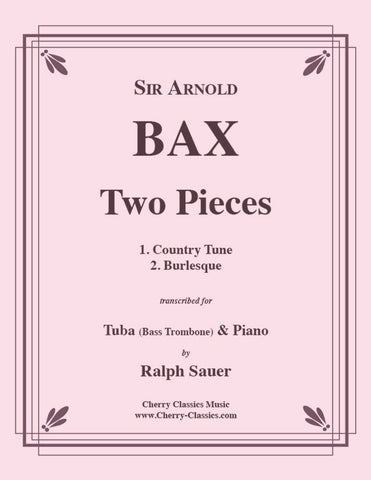 Albeniz - Three Pieces from Suite Espanola for Trombone and Piano
