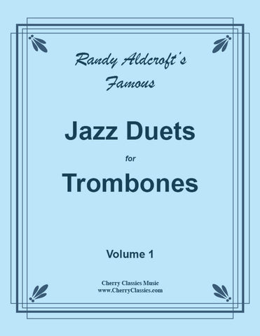 Aldcroft - Twelve Jazz / Rock Duets for Trumpets