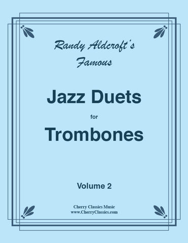 Aldcroft - Twelve Beginning Jazz Duets for Trombones