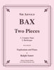 Bax - Two Pieces for Euphonium and Piano - Cherry Classics Music