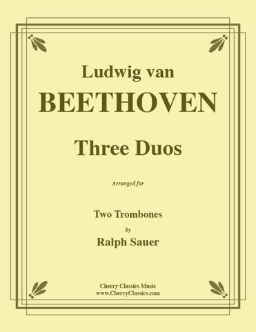 Gliere - Five Duos from Op. 53 for Two Euphoniums