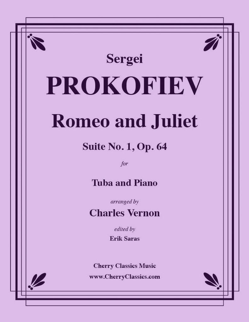 Prokofiev - Romeo and Juliet Suite No. 1, Op. 64 for Tuba and Piano
