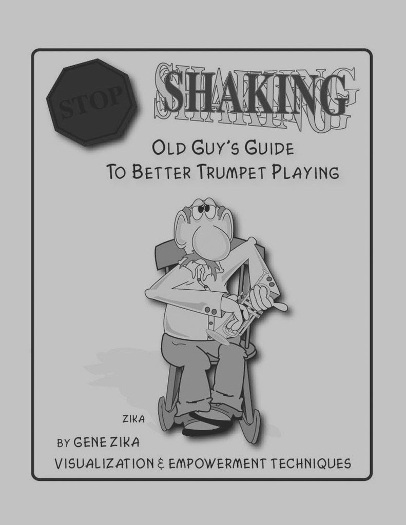 Zika - Stop Shaking Guide to Better Trumpet Playing - Cherry Classics Music