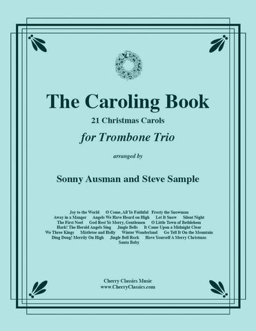 Traditional Christmas - Christmas Carols for Brass Trio