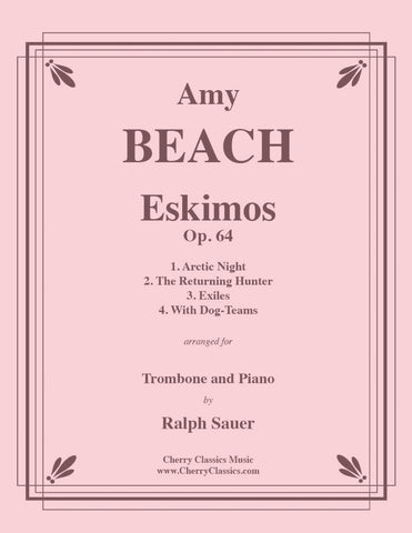 Albam - Quintet for Trombone and Strings