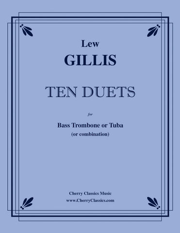 Levi - Ridin' the Rails - Duos for Tuba or Bass Trombone
