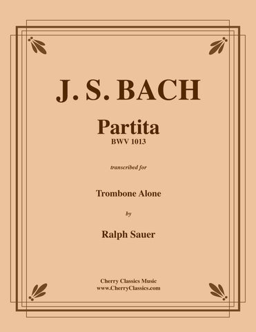 Bach - Unaccompanied Suites for Trumpet