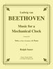 Beethoven - Music for a Mechanical Clock for Tuba or Bass Trombone and Piano - Cherry Classics Music