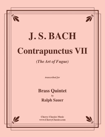 Bach - Wachet Auf! (Sleepers Awake) BWV 140 for Brass Quintet