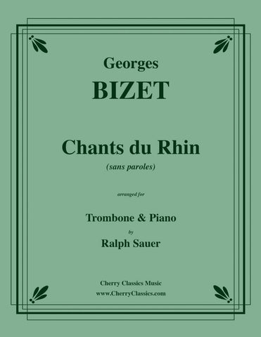 Grieg - Album Leaves, Opus 28 for Tuba or Bass Trombone & Piano