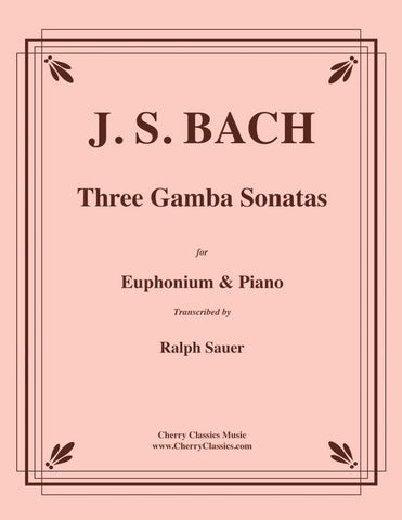 Beach - Eskimos, Op. 64 for Tuba or Bass Trombone and Piano