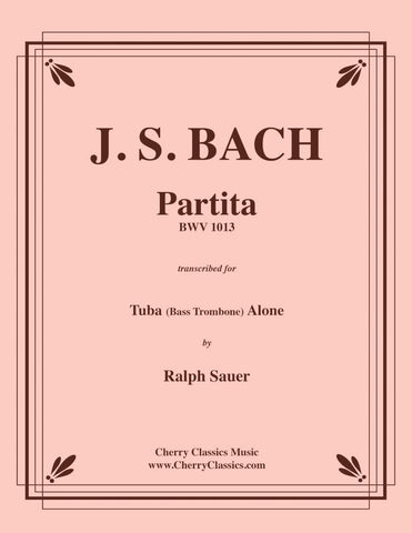 Bach - Arioso from Cantata No. 156 & Clavier Concerto No. 5 for Four Part Trombone Ensemble