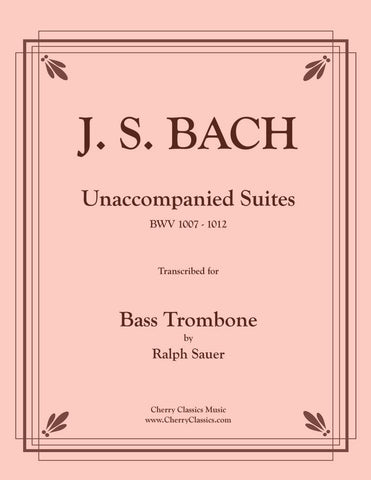 Bridge - Four Pieces for Trombone and Piano