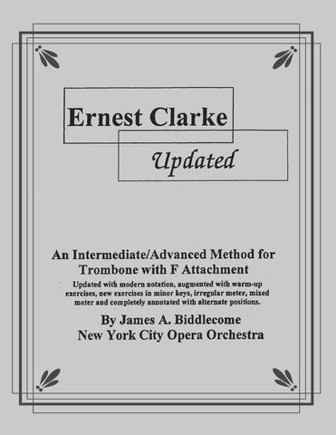 Clarke - Method for Trombone