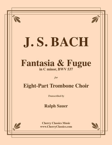 "Bach - Contrapunctus I from ""The Art of Fugue"" for Brass Quintet"