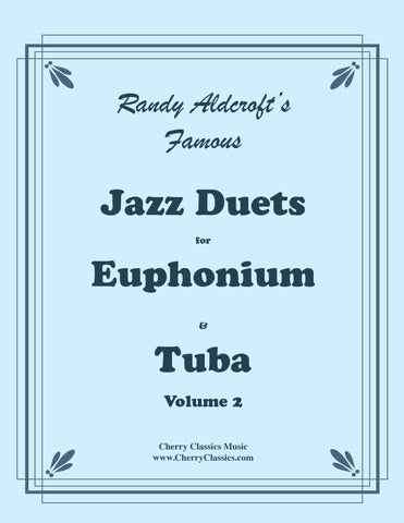 Aldcroft - Famous Jazz Duets for Trumpets. Volume 1, 2 & 3
