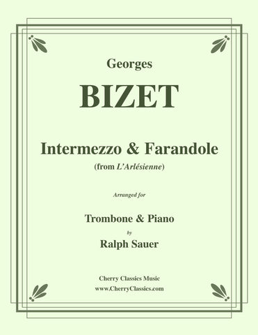 Bax - Two Pieces for Tuba (Bass Trombone) & Piano