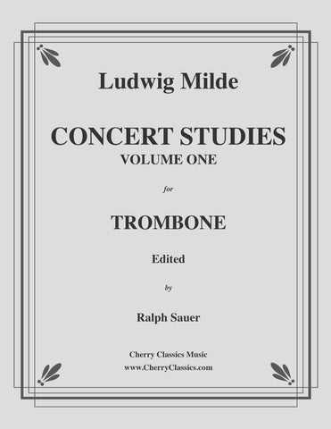 Mueller - School for Trombone, volumes 1, 2 & 3 complete