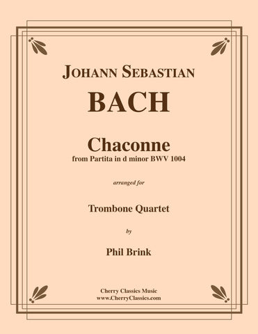 Various - Three Renaissance Chansons for Trombone Quartet