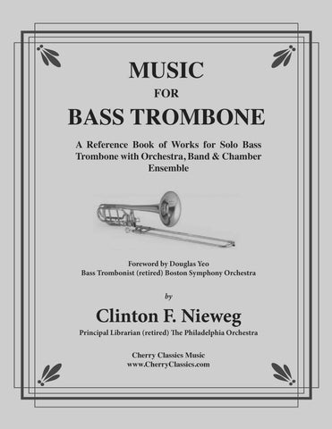 Hill - Versatility Studies for Trombone with F attachment