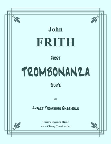 Forsyth - Eclectic Altos with Pokerbass for 3 Alto Trombones and G Bass Trombone
