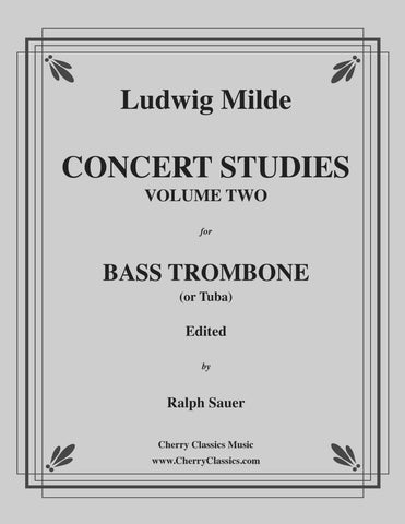 Leuba - Study In Musical Intonation for Brass