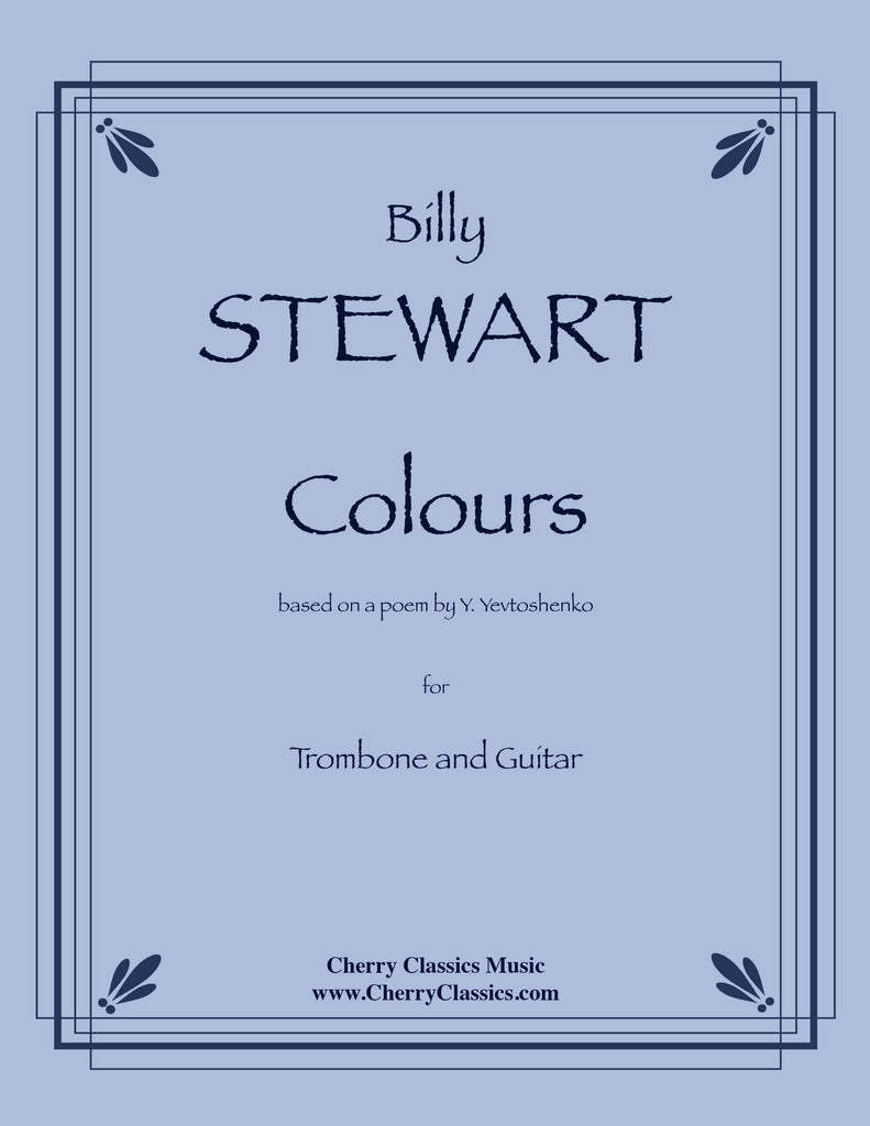 Stewart - Colours for Trombone and Guitar