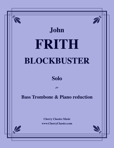 Frith - Ludwig's Cortege for 8-part Low Brass Ensemble