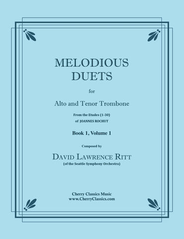 Concone - Sixteen Duets from selected Vocalises for Euphonium and Tuba, volume 1