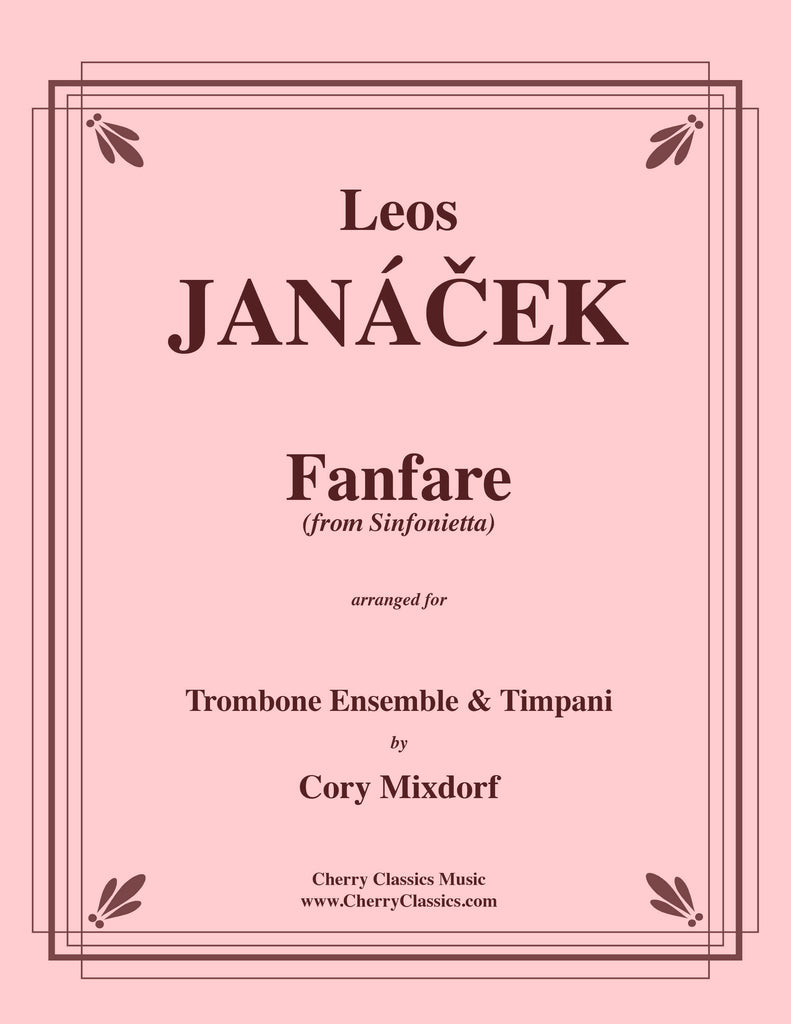 Janacek - Fanfare from Sinfonietta for Trombone Ensemble and Timpani