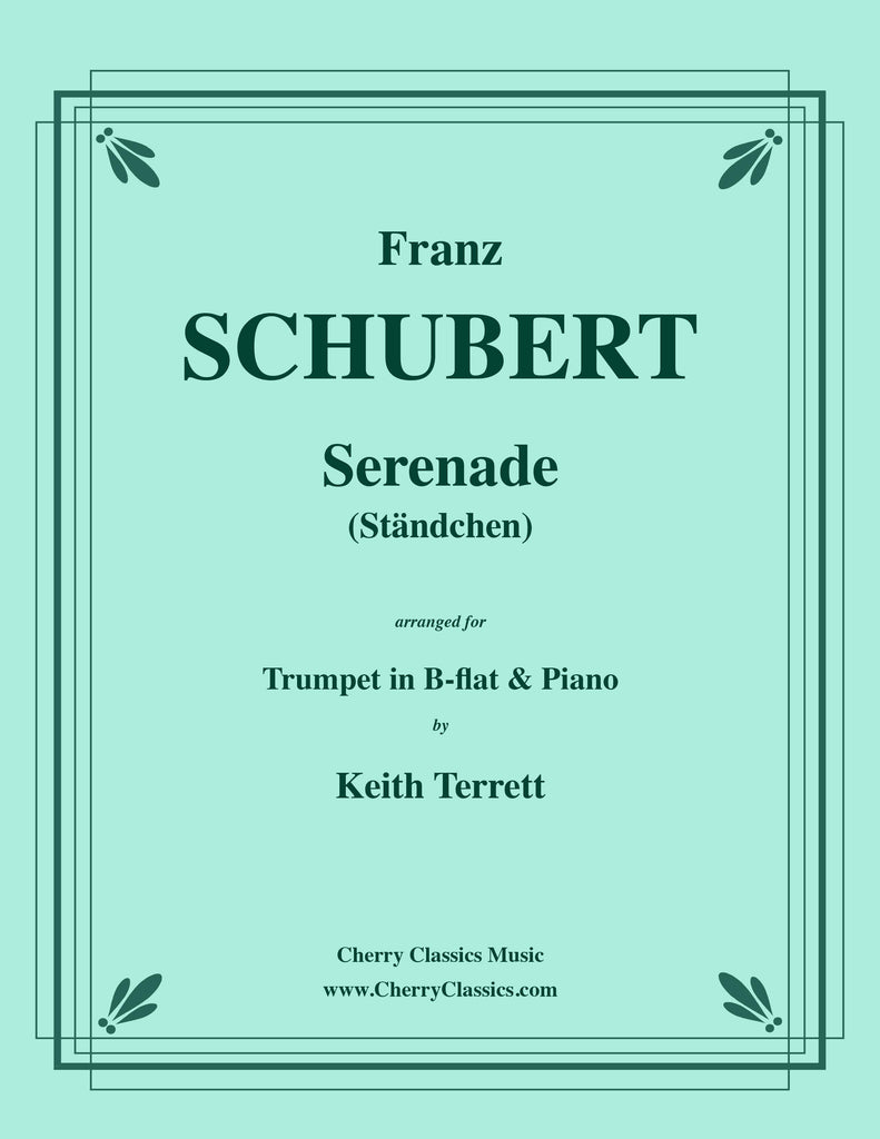 Schubert - Serenade (Ständchen) for Trumpet and Piano