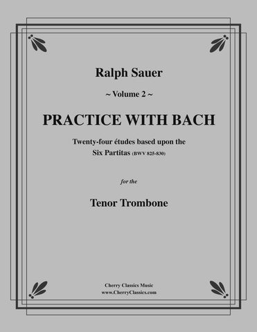 Bach - Motet Fürchte dich nicht (Do not fear) BWV 228 for 8-part Trombone Ensemble