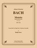 Bach - Motet Fürchte dich nicht (Do not fear) BWV 228 for 8-part Trombone Ensemble - Cherry Classics Music