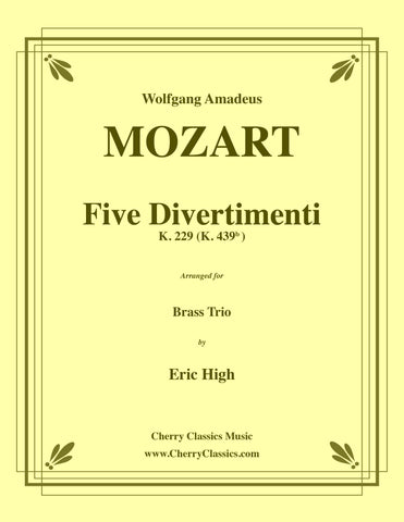 Monti - Czardas for Brass Trio