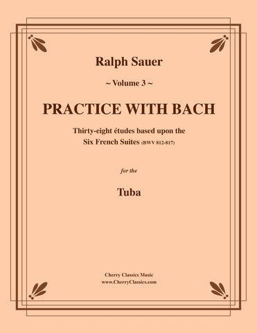 Sibelius - Romance in C, Op. 42 for Tuba or Bass Trombone and Piano