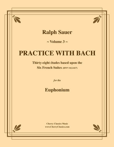 Bach - Motet Lobet den Herrn (Praise the Lord) BWV 230 for 8-part Trombone Ensemble
