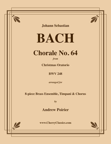 Bach - Ricercare à 6 for 14-part Brass Ensemble
