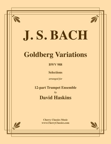 Bach - Passacaglia and Fugue BWV 582 for 13-part Brass Ensemble