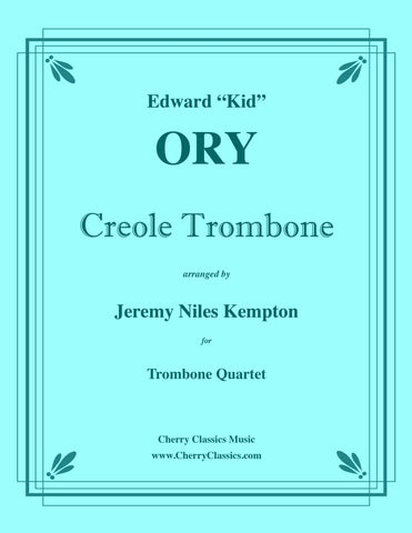 Wagner - Three Opera Songs for Trombone and Piano
