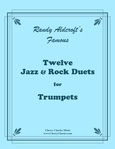 Aldcroft - Jazz Duets for Tubas, Volume 3