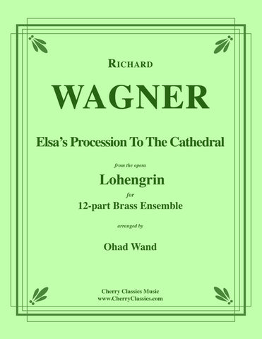Wagner - Pilgrim's Chorus from the opera Tannhäuser for 8-part Trombone Ensemble