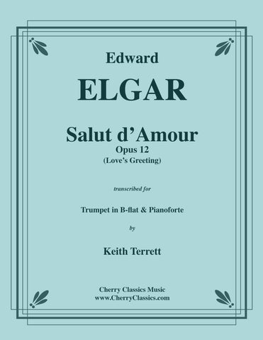 Elgar - Nimrod from Enigma Variations for 8-part Trombone Ensemble