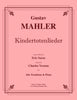 Mahler - Kindertotenlieder for Alto Trombone and Piano - Cherry Classics Music