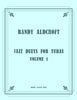 Aldcroft - Jazz Duets for Tubas, Volume 1 - Cherry Classics Music