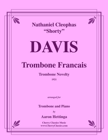 Ravel - Mother Goose - Five Children's Pieces for Trombone and Piano