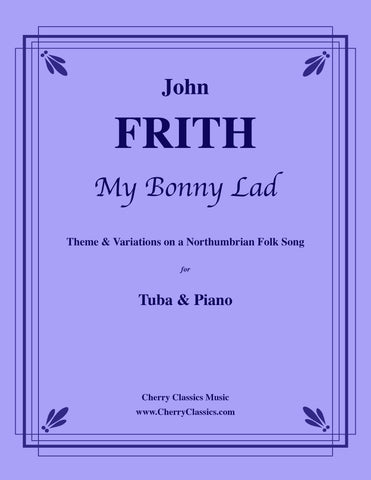Frith - TRITONE Sonata for Trumpet and Piano