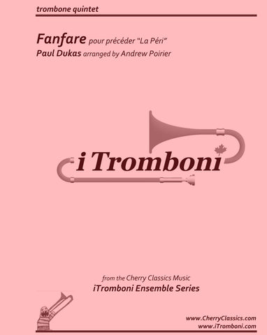 Nielsen - Two Fantasy Pieces, Op. 2 for Tuba or Bass Trombone and Piano