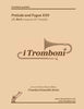 Bach - Prelude and Fugue XXII from WTC Book I for Trombone Quintet - Cherry Classics Music
