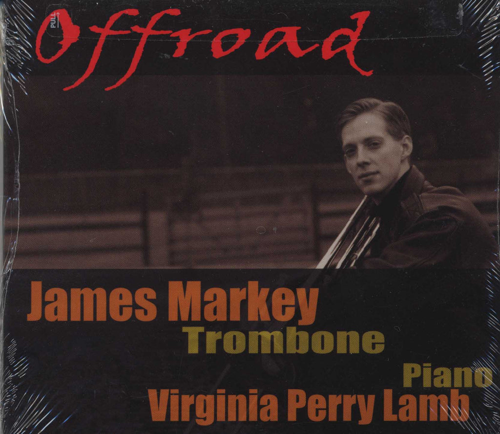 Markey - Offroad -Trombonist James Markey & Virginia Perry Lamb Piano - Cherry Classics Music